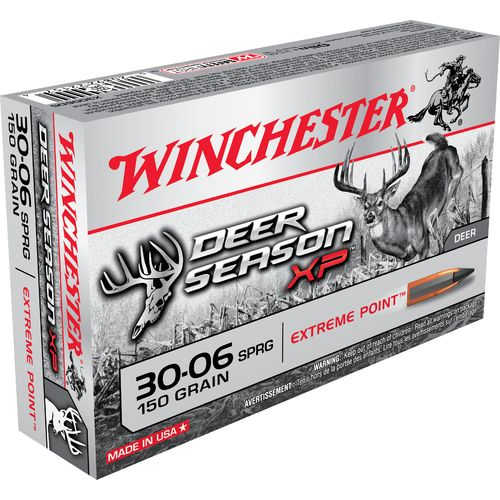 Winchester Deer Season XP .30-06 Springfield 150-Grain Rifle Ammunition