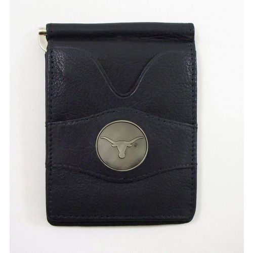 NCAA Men's University of Texas Access Money Clip Wallet