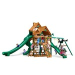 Gorilla Playsets™ Great Skye II Swing Set with Timber Shield™