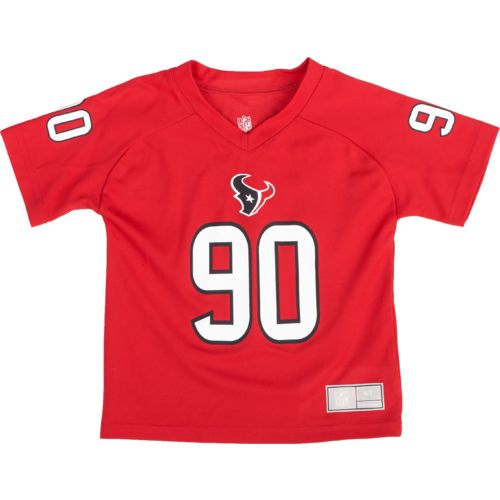 NFL Toddlers' Houston Texans Jadeveon Clowney #90 Jersey