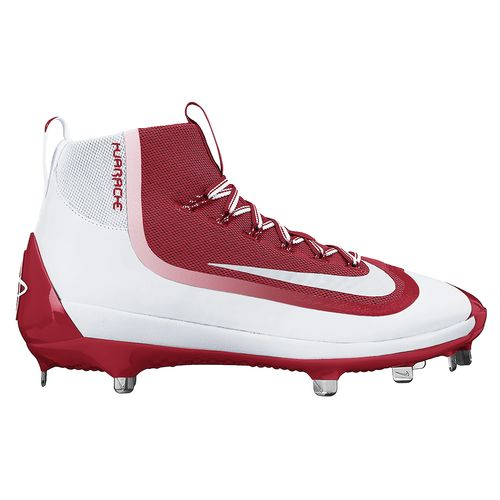 Nike Men's Air Huarache 2KFilth Elite Mid Baseball Cleats - view number 1