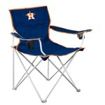 Logo™ Houston Astros Deluxe Folding Chair