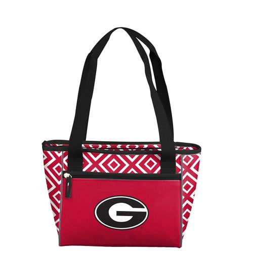 Logo™ University of Georgia Double Diamond 16-Can Cooler Tote