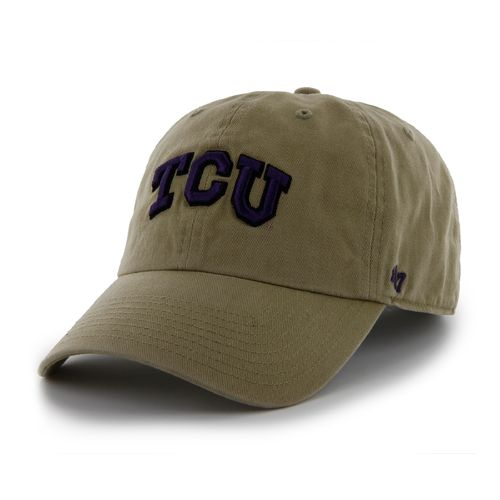 '47 Men's Texas Christian University Cleanup Cap
