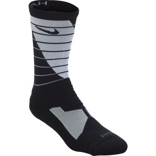Nike Adults' Hyperlite Basketball Crew Socks