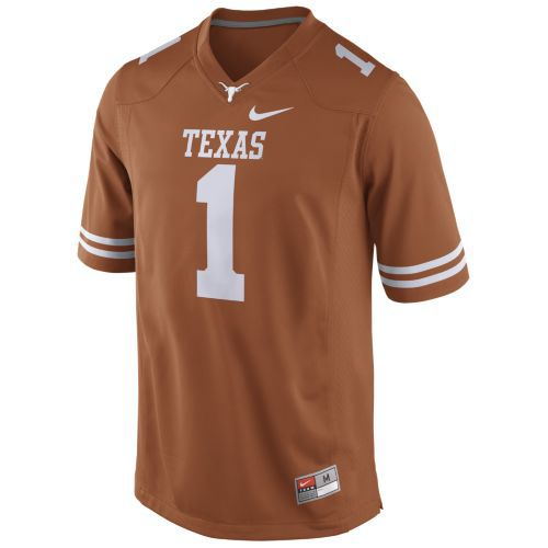 Nike™ Men's University of Texas Football Master Game Jersey