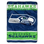 The Northwest Company Seattle Seahawks 12th Man Raschel Throw - view number 1