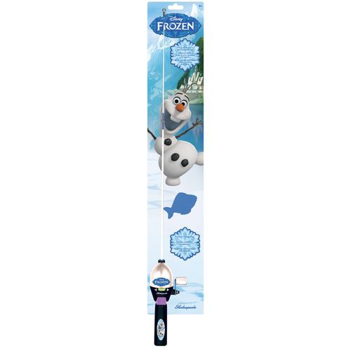 "Shakespeare® Disney Frozen Olaf 2'6"" M Spincast Rod"