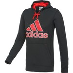 adidas™ Men's Illuminated Screen Ultimate Fleece Pullover Hoodie
