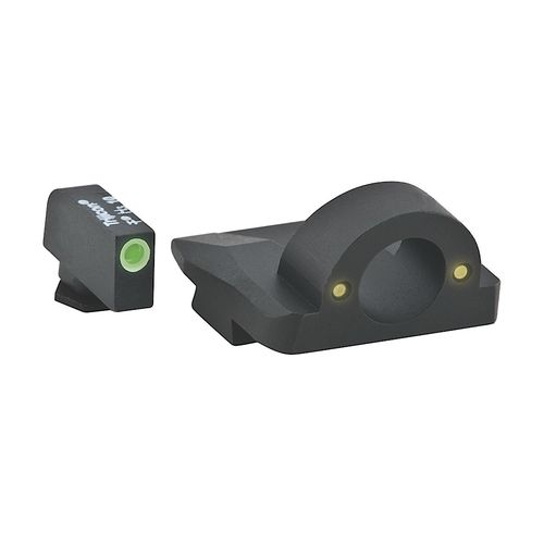 AmeriGlo Ghost Ring Glock Front and Rear Night Sights
