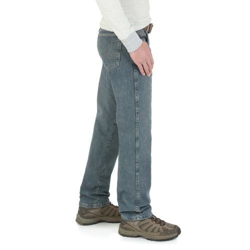 Wrangler Rugged Wear Men's Regular Straight Fit Jean - view number 3