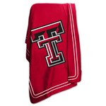 Logo Chair Texas Tech University Classic Fleece Blanket