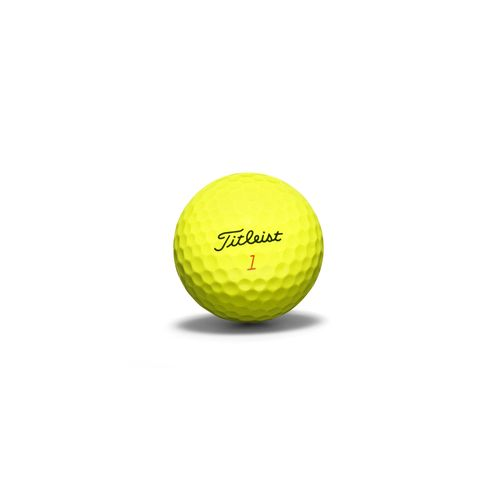 Titleist DT TruSoft Yellow Golf Balls 12-Pack - view number 2