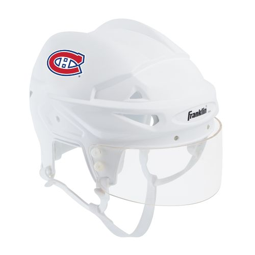 Franklin Montreal Canadiens Mini Player Collectible Helmet