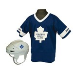 Franklin Kids' Toronto Maple Leafs Uniform Set