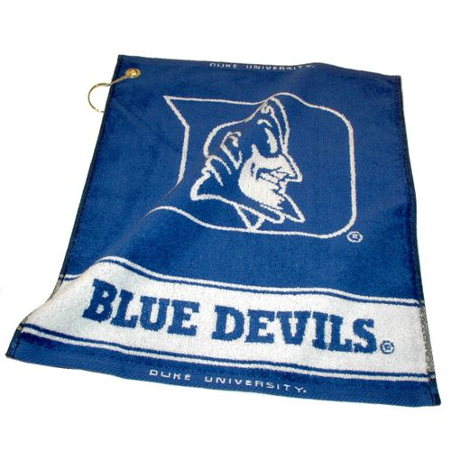 Team Golf Duke University Woven Towel