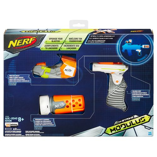 NERF Modulus Stealth Ops Upgrade Kit - view number 2