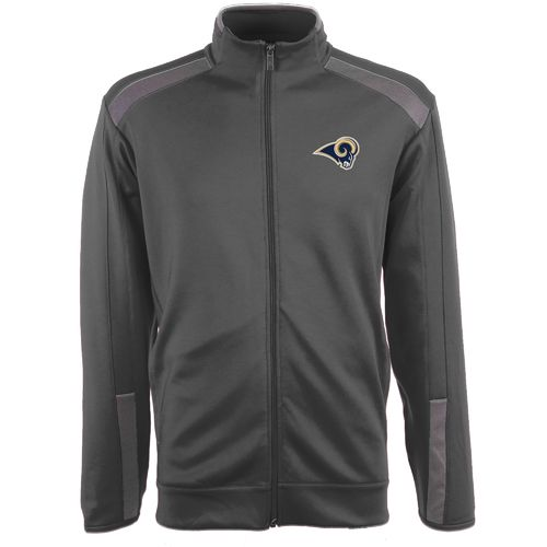 Antigua Men's St. Louis Rams Flight Jacket