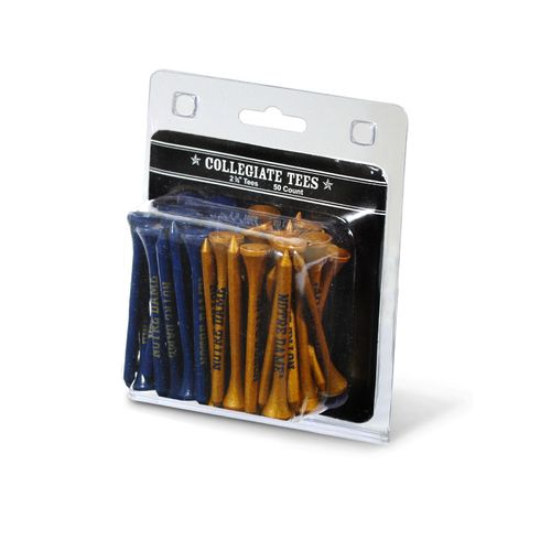 Team Golf University of Notre Dame Golf Tees 50-Pack