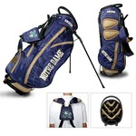 Team Golf University of Notre Dame Fairway 14-Way Golf Stand Bag