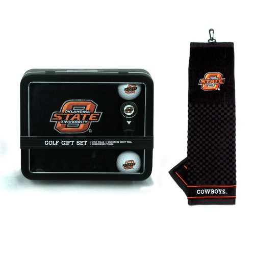 Team Golf Oklahoma State University Gift Tin