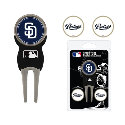 Team Golf San Diego Padres Divot Tool and