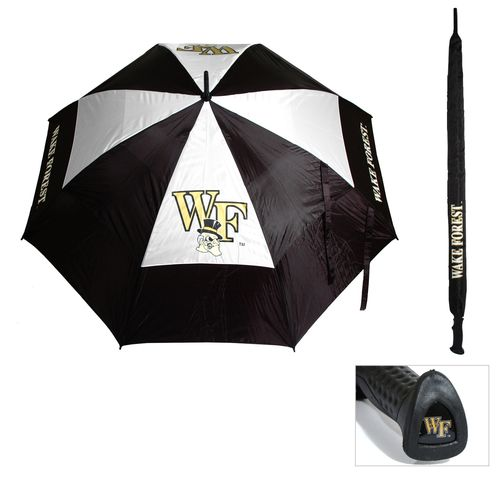 Team Golf Adults' Wake Forest University Umbrella