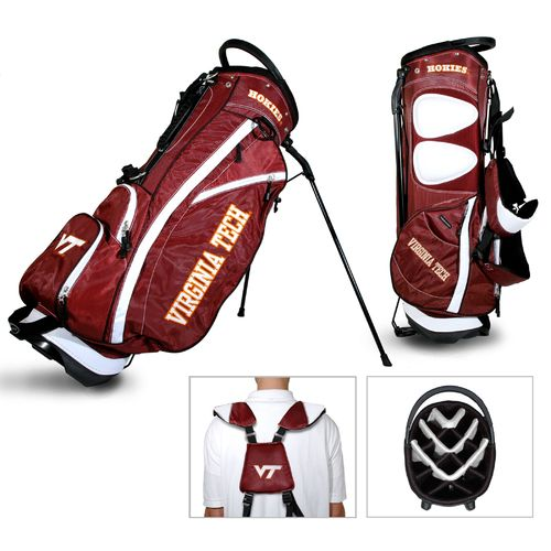 Team Golf Virginia Tech Fairway Stand Golf Bag