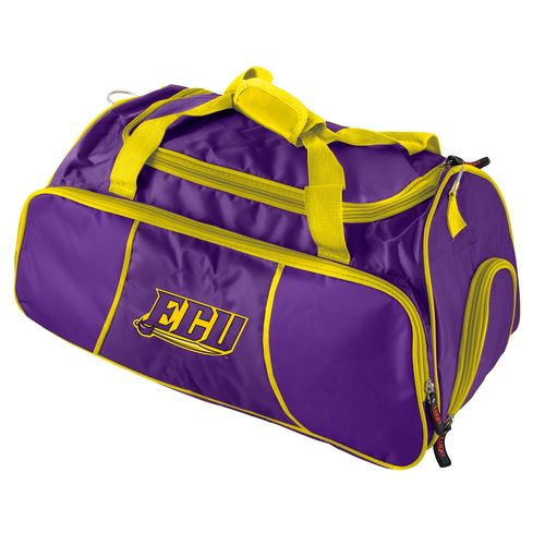 Logo East Carolina University Athletic Duffel Bag