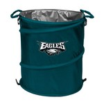 Logo™ Philadelphia Eagles Collapsible 3-in-1 Cooler/Hamper/Wastebasket