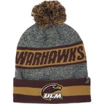 Top of the World Adults' University of Louisiana at Monroe Cumulus Knit Cap