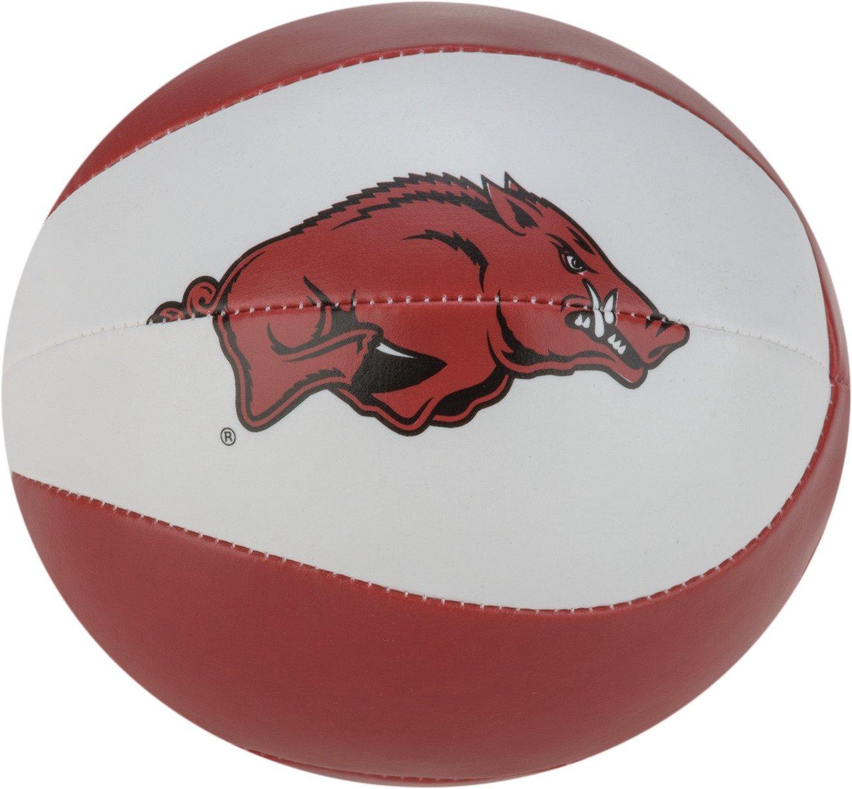 "Rawlings® University of Arkansas Free Throw 4"" Softee Basketball"