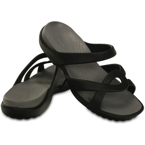 Crocs Women's Meleen Twist Sandals - view number 5
