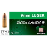 Sellier & Bellot Full Metal Jacket Centerfire Handgun Ammunition - view number 1