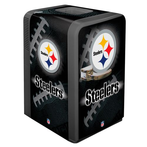 Boelter Brands Pittsburgh Steelers 15 qt. Portable Party Refrigerator - view number 1