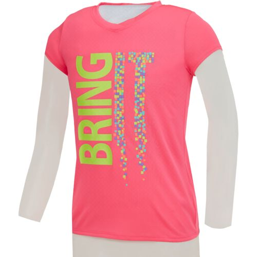 BCG™ Girls' Graphic Tech Short Sleeve T-shirt