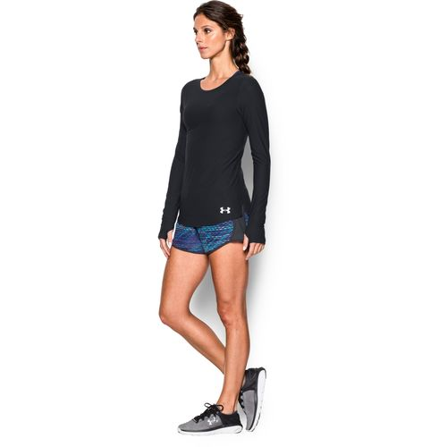 Under Armour Women's CoolSwitch Run Long Sleeve Pullover - view number 5