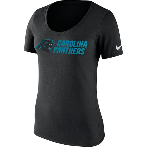 Nike Women's Carolina Panthers Cotton Lockup T-shirt