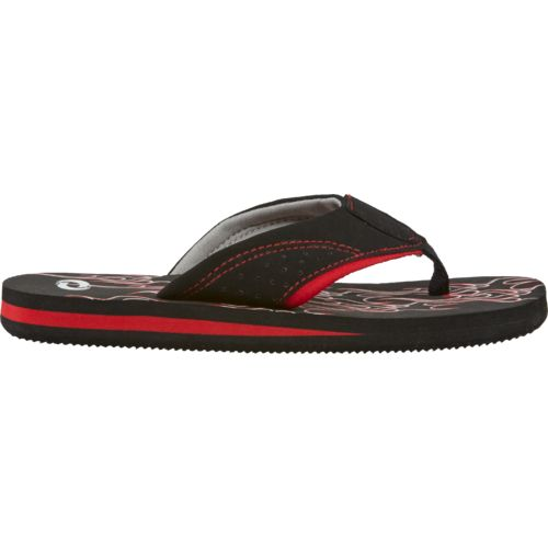 O'Rageous® Boys' Flame Sandals