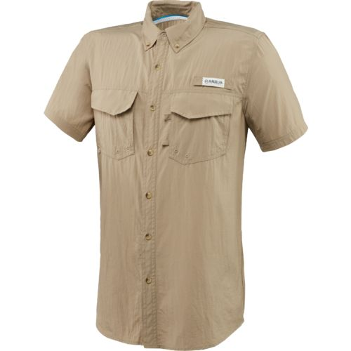 Magellan Outdoors™ Men's Coastal Chill Short Sleeve Fishing Shirt