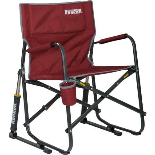 Marvelous GCI Outdoor Freestyle Rocker™ Portable Rocking Chair