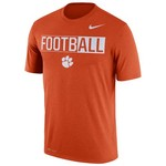 Nike Men's Clemson University Legend T-shirt