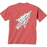 New World Graphics Women's Florida State University Floral T-shirt