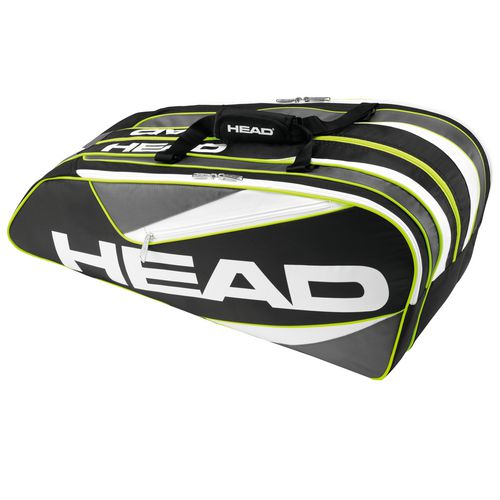 HEAD Elite Combi 6-Racquet Tennis Bag