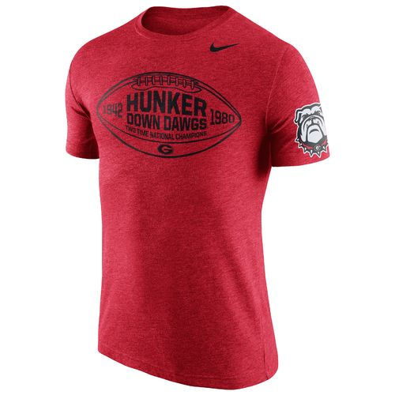 Nike Men's University of Georgia Moments T-shirt