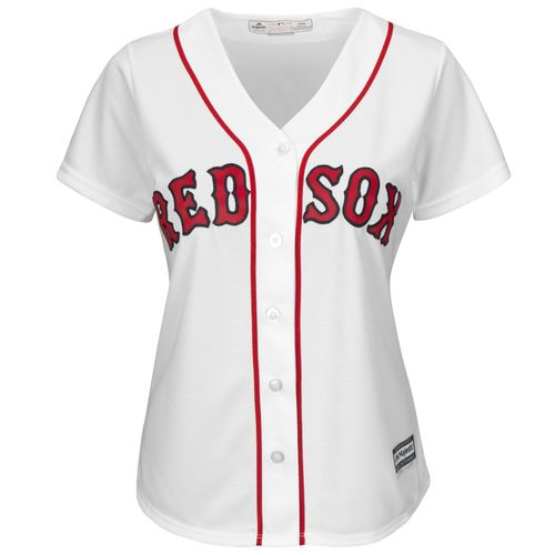 Majestic Women's Boston Red Sox Pablo Sandoval #48 Cool Base Replica Home Jersey - view number 2