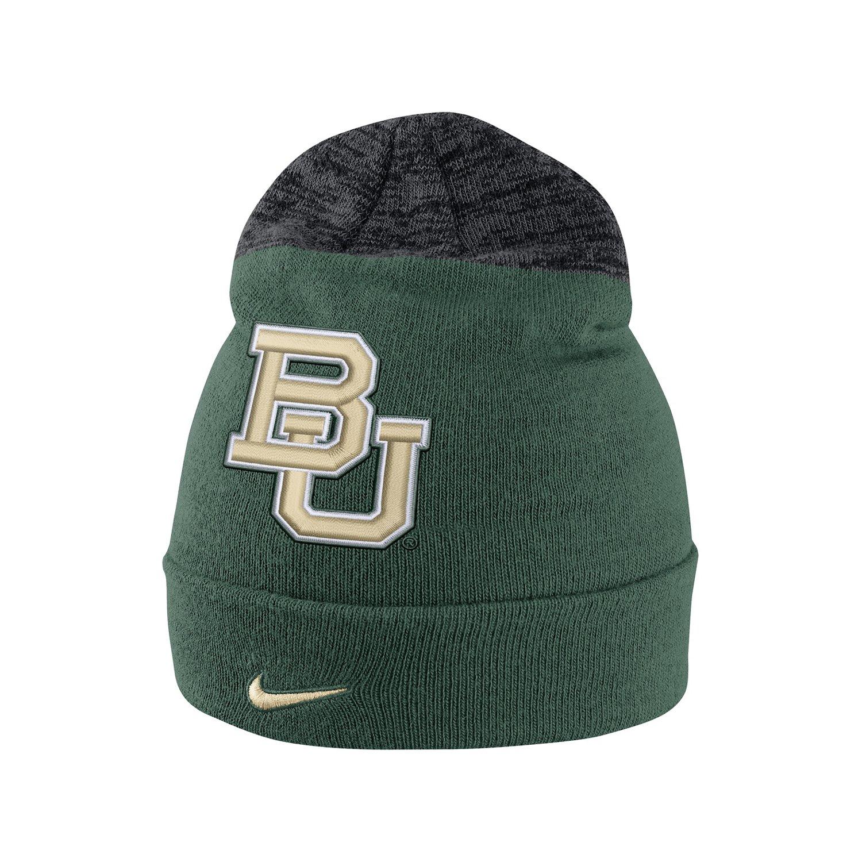 Nike™ Men's Baylor University Sideline Knit Cap