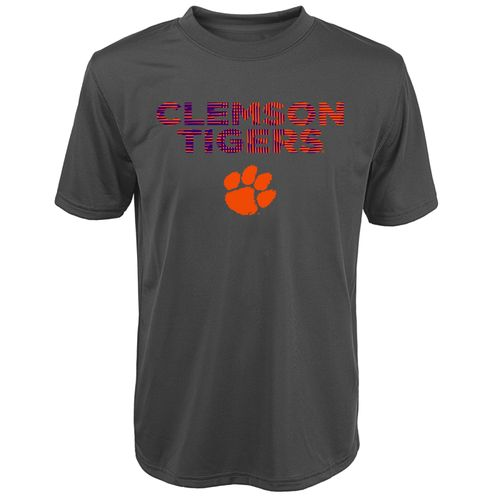 Gen2 Kids' Clemson University In Motion Clima Triblend T-shirt