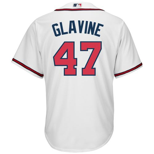 Majestic Men's Atlanta Braves Tom Glavine #47 Cool
