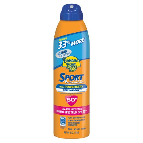 Banana Boat® Sport SPF 50 Sunscreen